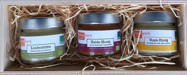 Bioland Honig-Präsente