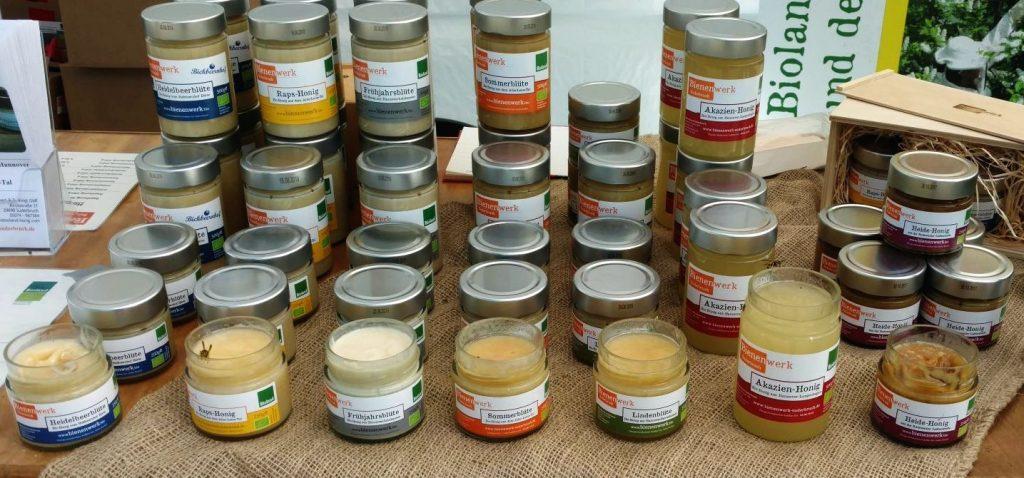 Honigsortiment