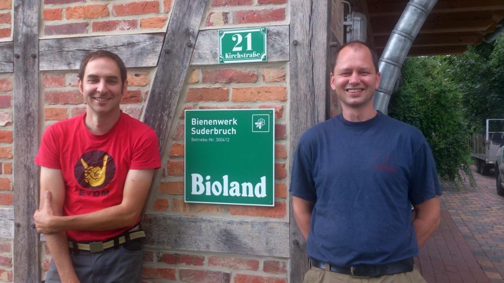 Bienenwerk Interview mit Daniel Voigt im LIFE Verde Online-Magazin